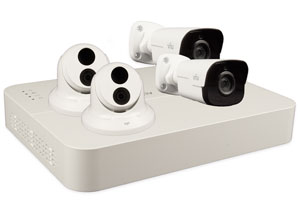 Uniview IP CCTV Kit
